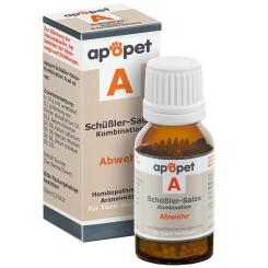 apopet® Schüßler-Salze-Kombination A ad us. vet