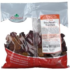 Apotheke® Exklusiv 12-Frucht Fruchtsaft-Bärchen