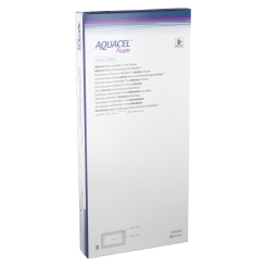 AQUACEL® Foam adhäsiv 10cm x 30cm