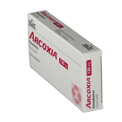 ARCOXIA 120 mg Filmtabletten