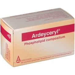 Ardeyceryl® Phospholipid compositum Kapseln