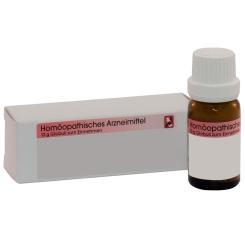 Argentum metallicum D12 Globuli