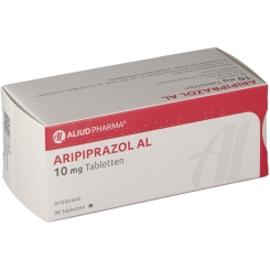 ARIPIPRAZOL AL 10 mg Tabletten