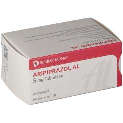 ARIPIPRAZOL AL 5 MG TAB