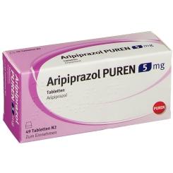 ARIPIPRAZOL PUREN 5 mg Tabletten