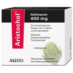 Aristochol® 400 mg Gallekapseln