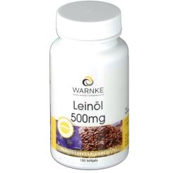 ARNKE Leinöl 500 mg