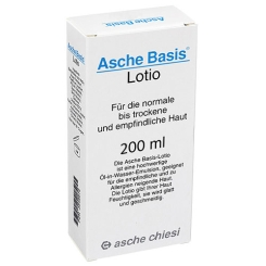 Asche Basis® Lotio