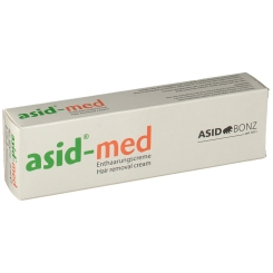 asid®med Enthaarungscreme