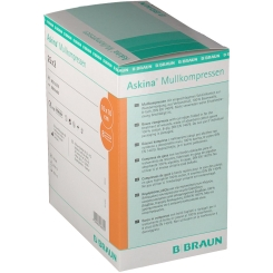 Askina® Mullkompressen 10 x 10 cm steril