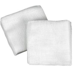 Askina® Mullkompressen 7,5 x 7,5 cm 12fach unsteril