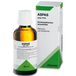 ASPAS spagyrische Peka Tropfen