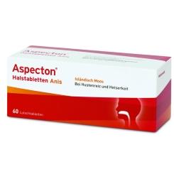 Aspecton® Halstabletten