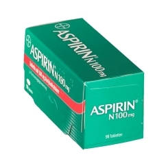ASPIRIN® N 100 mg Tabletten
