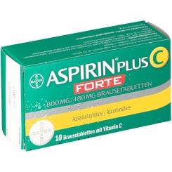 ASPIRIN® plus C forte