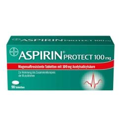 ASPIRIN® Protect 100 mg Tabletten