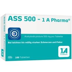 ASS 500 - 1 A Pharma®
