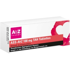 ASS-AbZ 100 mg TAH