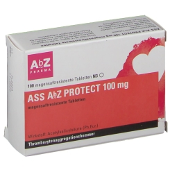 ASS AbZ PROTECT 100 mg