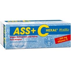 ASS + C HEXAL® Gegen Schmerzen und Fieber