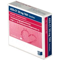 ASS-CT 50 mg TAH Tabletten