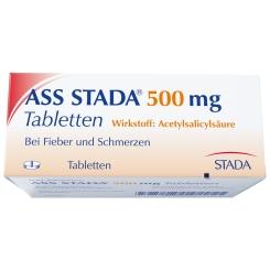 ASS STADA® 500 mg