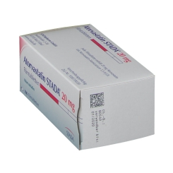 ATORVASTATIN STADA 20 mg