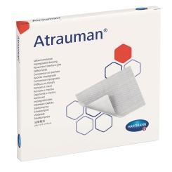 Atrauman® Salbenkompresse mit hydrophoben Polyestertüll 7,5 x 10 cm
