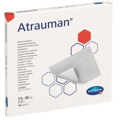 Atrauman® Silicone 7,5 x 10 cm