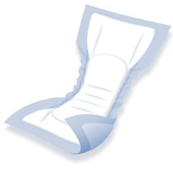 Attends® Contours Air Comfort 5 Einlagen