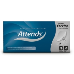 Attends® for Men 2