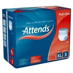Attends® Pull-Ons 3 XL Einmalhosen