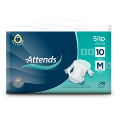 Attends® Slip Active 10 M