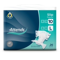 Attends® Slip Regular 10 L