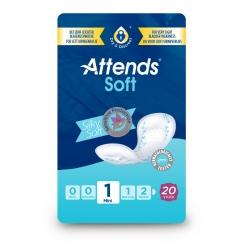 Attends® Soft 1 Mini Einlagen