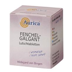 Aurica® Fenchel Galgant Lutschtabletten