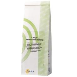 Aurica® Ginkgo Kräuterteemischung