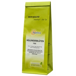 Aurica® Holunderblüten Tee