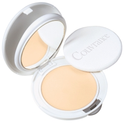 Avène Couvrance Kompakt Make up 01 porzellan mattierend