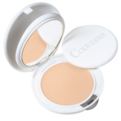 Avène Couvrance Kompakt Make up 02 naturel mattierend