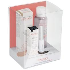 Avène Couvrance korrigierendes Make Up Fluid Honig 04 + Mascara + Mizellen Reinigungslotion GRATIS