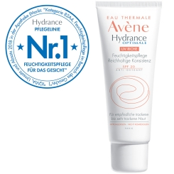Avène Hydrance Optimale Riche UV