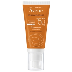 Avène Sonnencreme ohne Duftstoffe SPF 50+