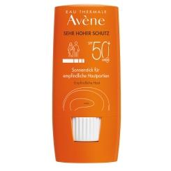 Avène Sonnenstick für empfindliche Hautpartien SPF 50+