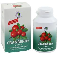 Avitale Cranberry + 20 Filterbeutel Cranberry Tee GRATIS