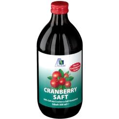 Avitale Cranberry Saft 100% Frucht