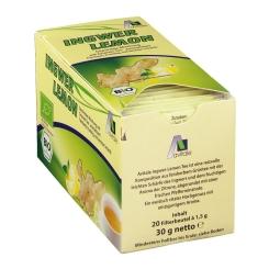 Avitale Ingwer-Lemon Bio