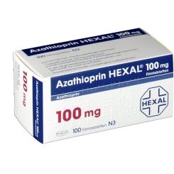 AZATHIOPRIN HEXAL 100 mg