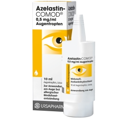 Azelastin-COMOD® 0,5 mg/ml