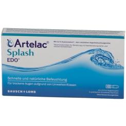 B. Artelac Splash 10x0,5ml EDO